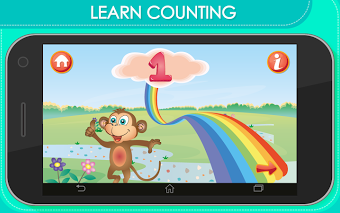 Kids Math Count Numbers Game App - 2