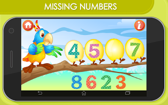 Kids Math Count Numbers Game App - 4