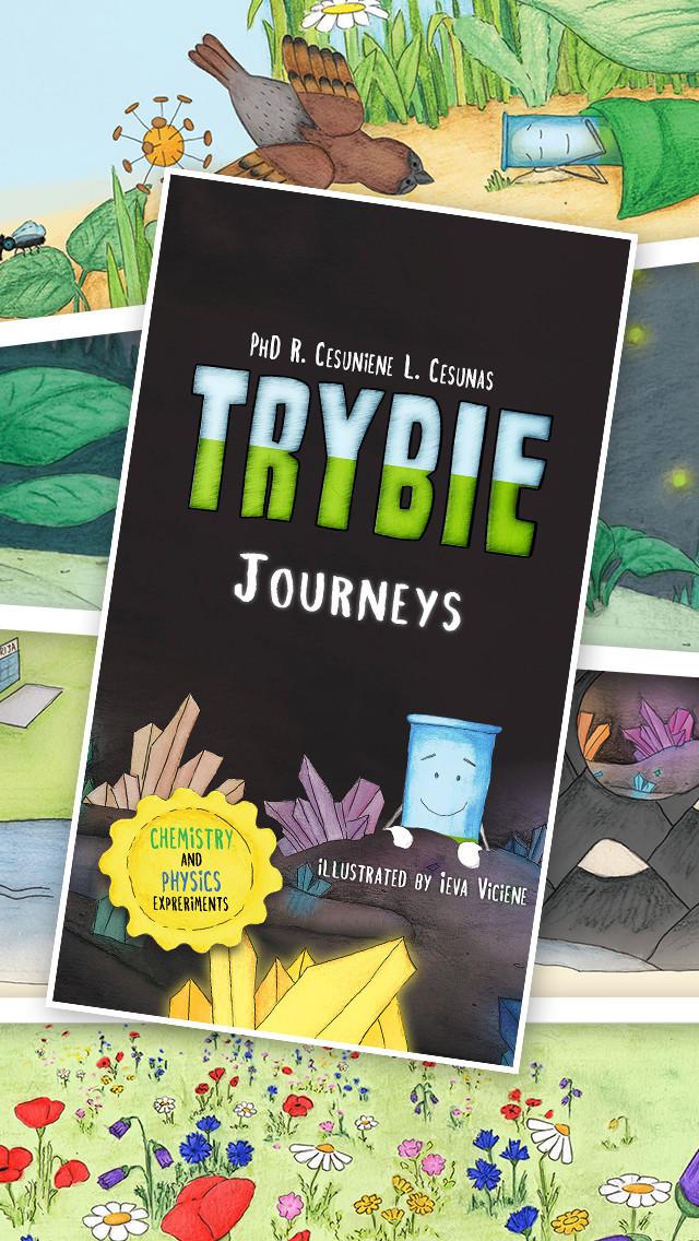 Trybie Journey App - 5