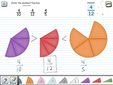 Woot Math App - 5