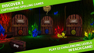 Spellwick - The Magical Spelling Game Your Children Won