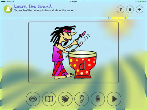 Speech Sounds For Kids - Australian Edition App - 2