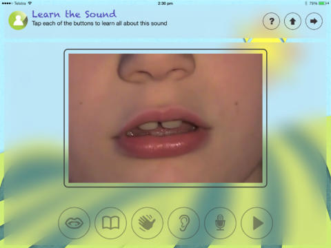 Speech Sounds For Kids - Australian Edition App - 3