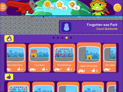 The Foos Coding 5+ | Make games! Kids learn programming logic. Free-3