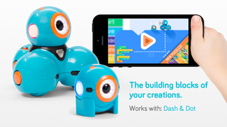 Blockly for Dash & Dot robots App - 1