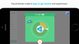 Blockly for Dash & Dot robots App - 3