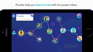 Blockly for Dash & Dot robots App - 4