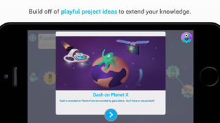 Blockly for Dash & Dot robots App - 5