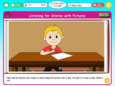 Listening Power Preschool HD-1