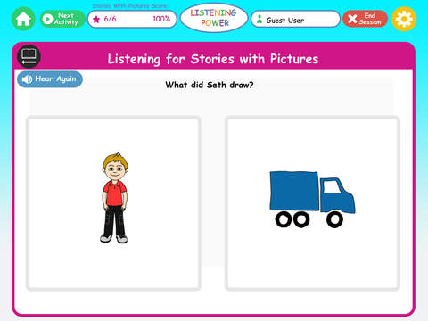 Listening Power Preschool HD