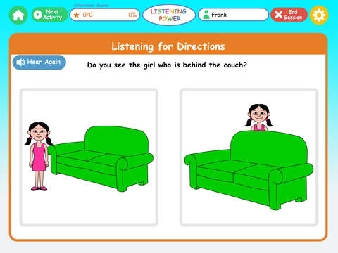 Listening Power Preschool HD-4