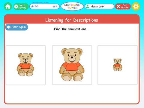 Listening Power Preschool HD-5