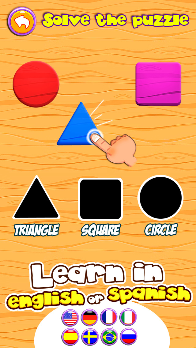 Dino Tim: Math learning, numbers, shapes, counting games for kids and basic skills-3