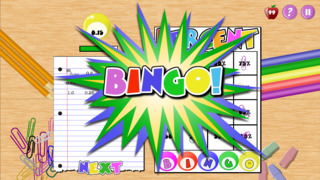 Percent Bingo App - 4