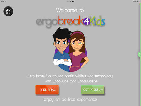 Ergobreak 4 Kids App - 1