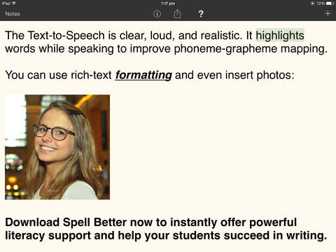 Spell Better - Literacy Support for Dyslexia, Dysgraphia, and Low Vision-5