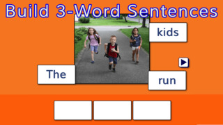 Sentence Reading Magic - Reading Short Vowel CVC words App - 3