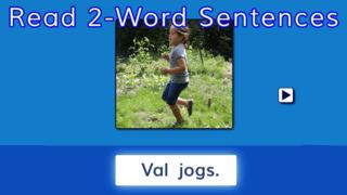 Sentence Reading Magic - Reading Short Vowel CVC words-4