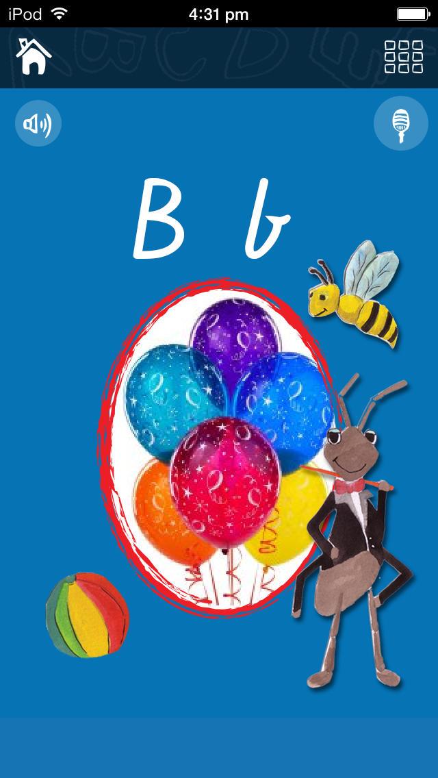 My Very Own Alphabet App-3