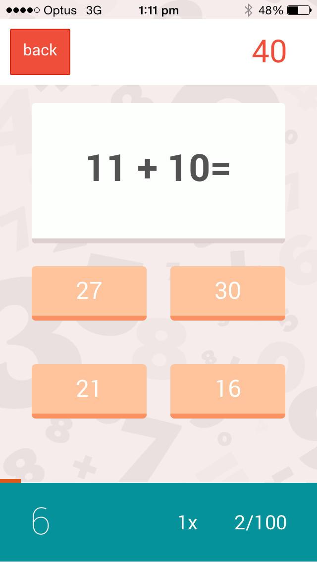 NumberTap App - 2