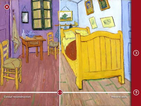 Touch Van Gogh App - 3