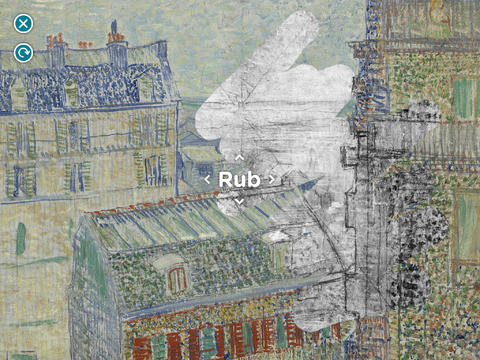 Touch Van Gogh App - 4