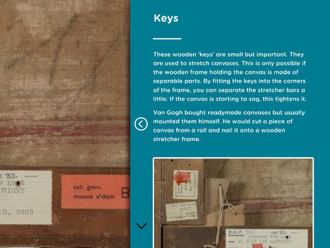 Touch Van Gogh App - 5