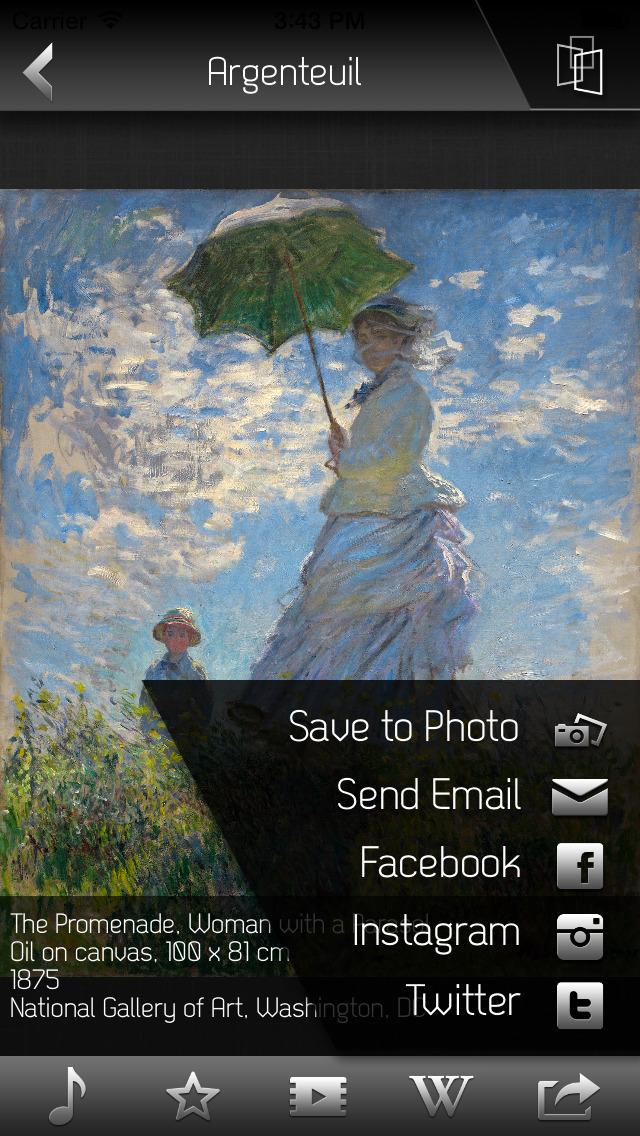 Monet HD App - 4