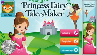 Princess Fairy Tale Maker - by Duck Duck Moose App - 1