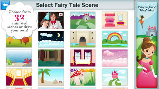 Princess Fairy Tale Maker - by Duck Duck Moose-2