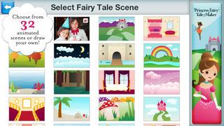 Princess Fairy Tale Maker - by Duck Duck Moose App - 2