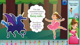 Princess Fairy Tale Maker - by Duck Duck Moose App - 3