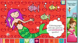 Princess Fairy Tale Maker - by Duck Duck Moose App - 5