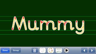 Letter Shapes App - 2