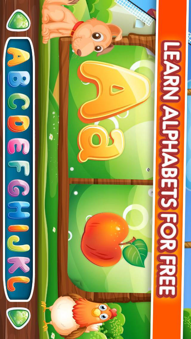 Learning the ABC for kids-5
