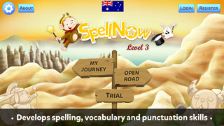 SpellNow Level 3 AU