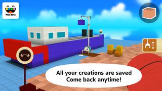 Toca Builders App - 4