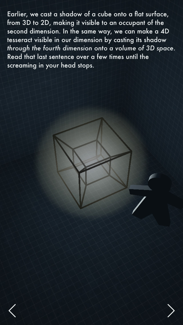 The Fourth Dimension App - 5