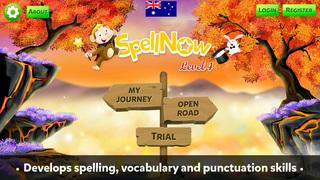 SpellNow Level 4 AU App - 4
