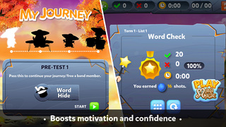 SpellNow Level 4 AU App - 5