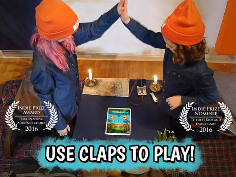 Clapper - A rhythm and clap game!-1