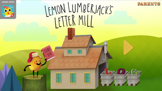 Lemon Lumberjack