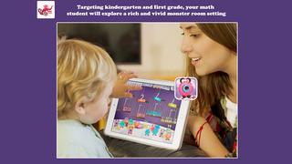 Friendly Math Monsters for Kindergarten-1