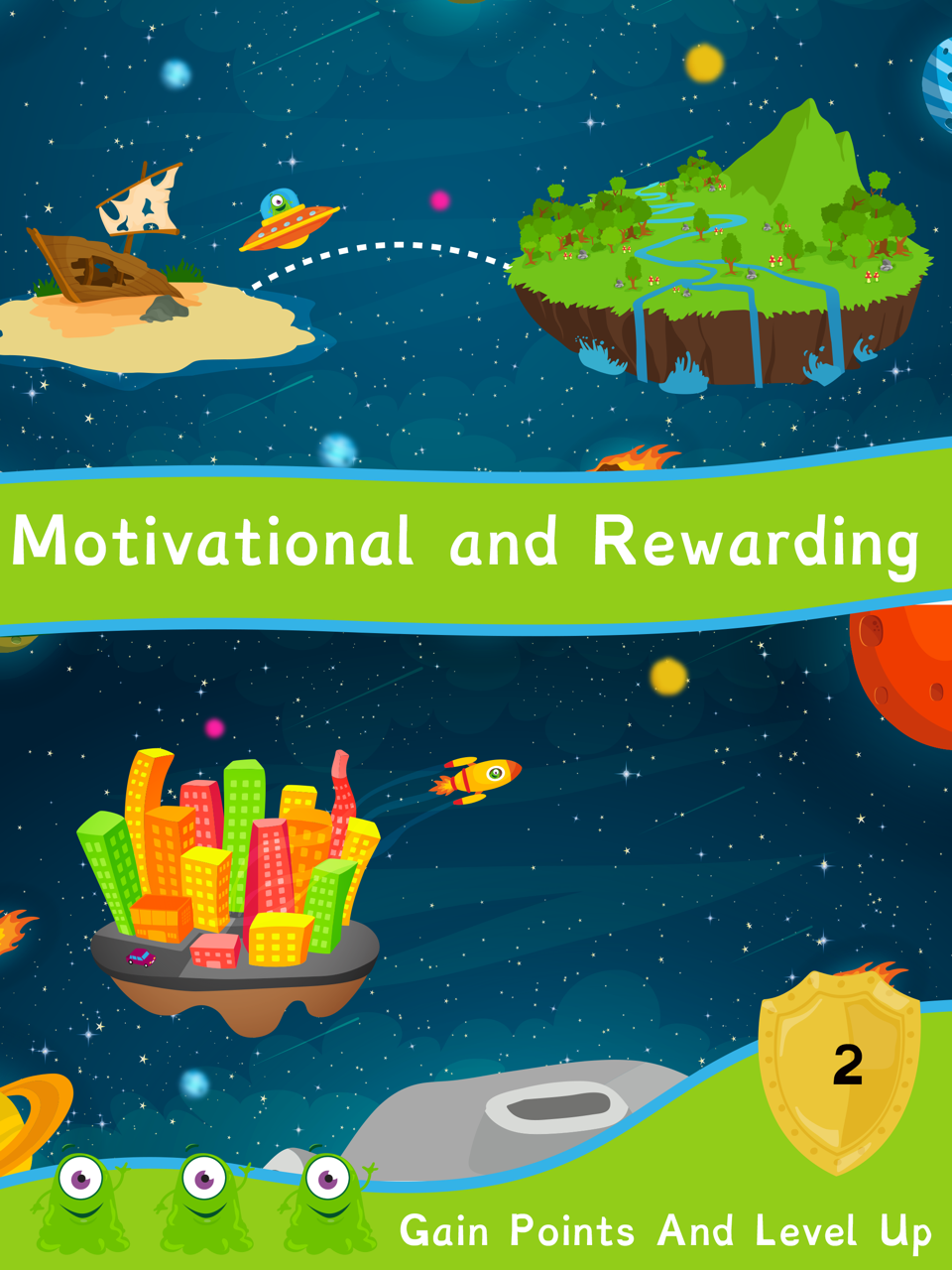 Read with Phonics App - 3