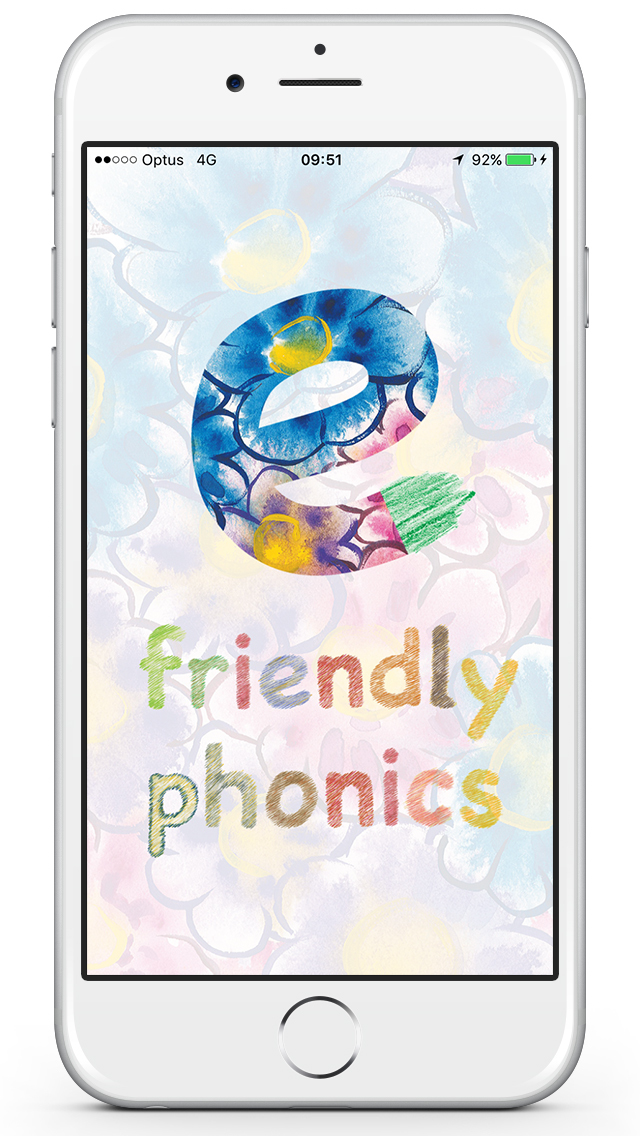 Friendly Phonics App - 1