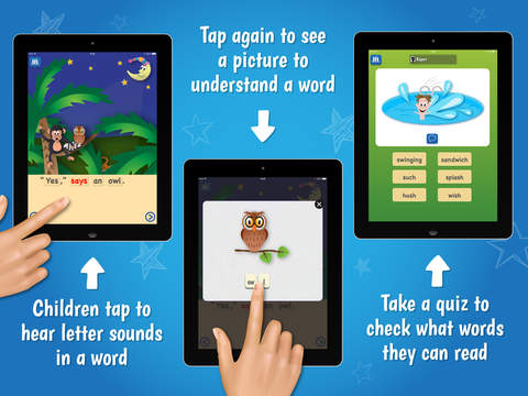 PocketPhonics Stories App - 4