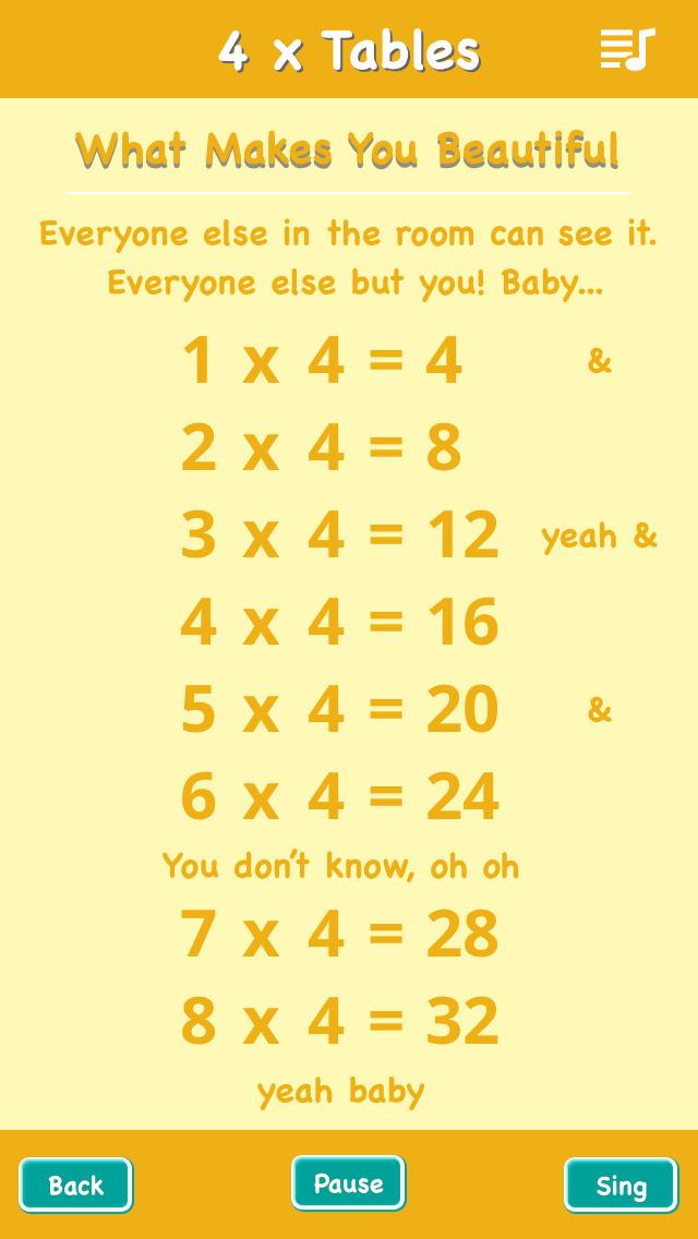 Maths Rockx EDU: Times Tables + Rocking Tunes = Teaching You-4