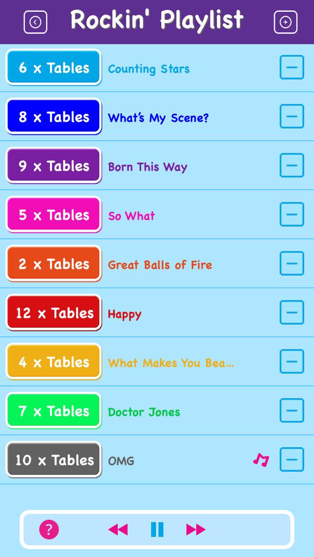 Maths Rockx EDU: Times Tables + Rocking Tunes = Teaching You-5