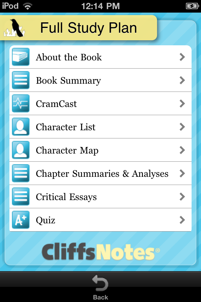 CliffsNotes Study Guides-3