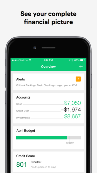 Mint: Personal Finance & Money-1